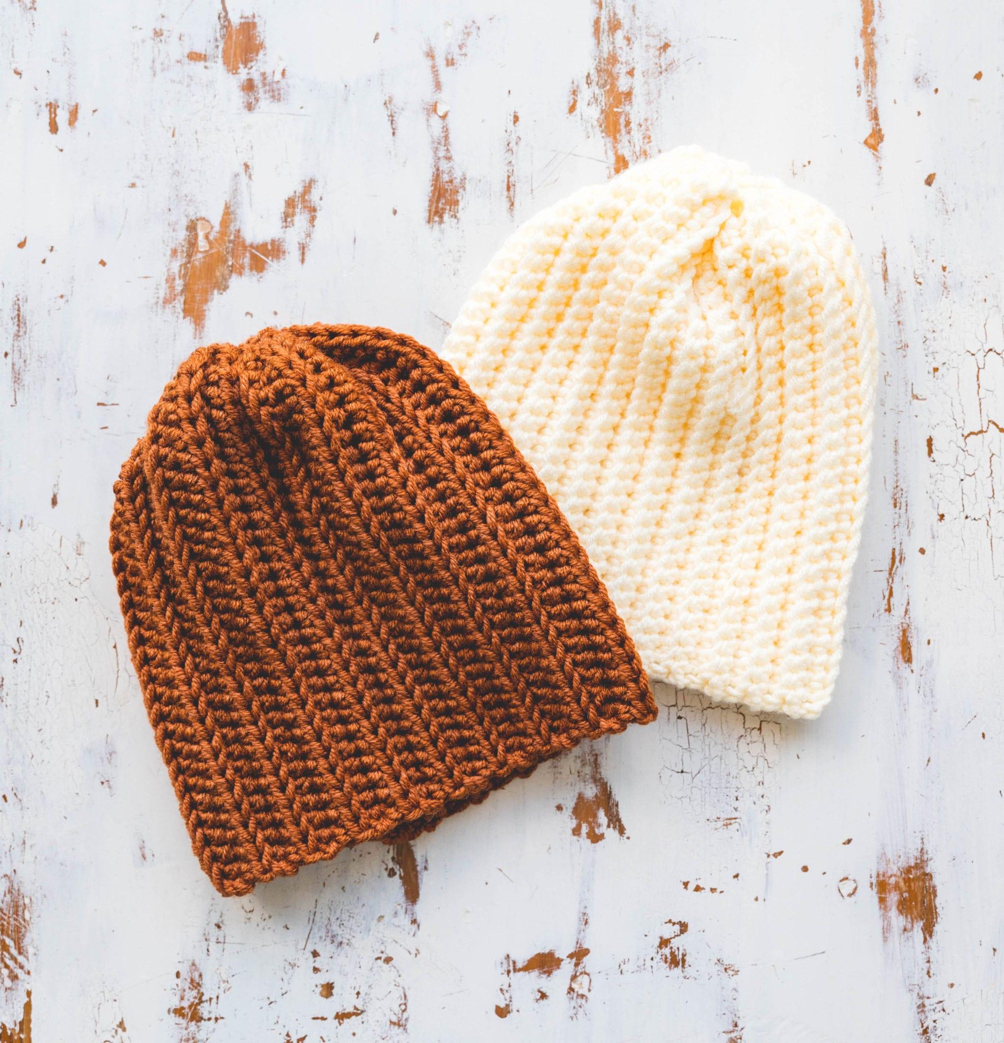 easy crochet beanie