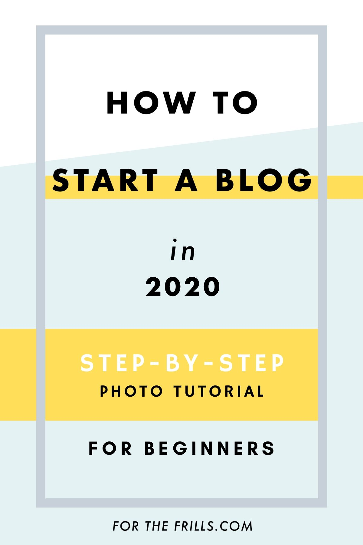 learn how to start a blog step by step tutorial easy in just 10 minutes