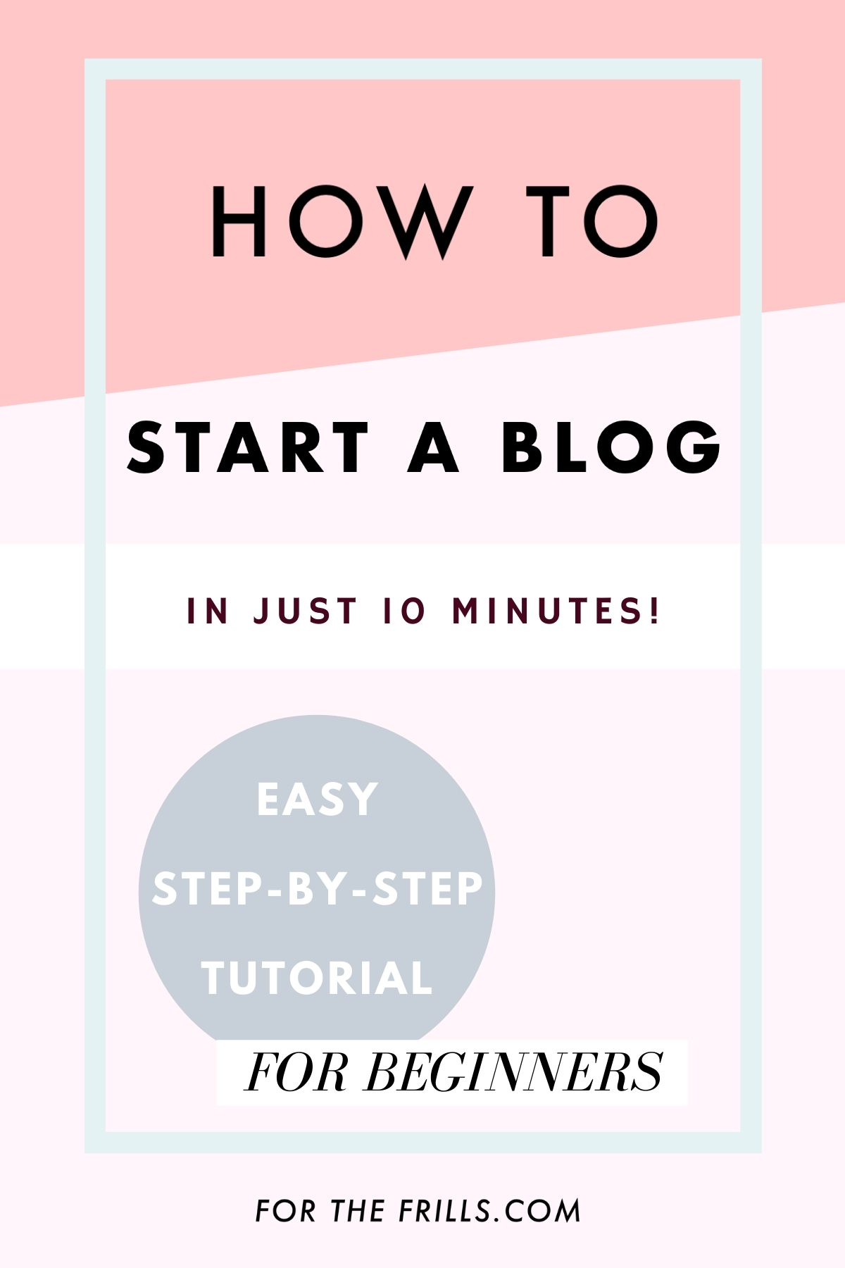 beginner blogger free tutorial learn how to start a blog