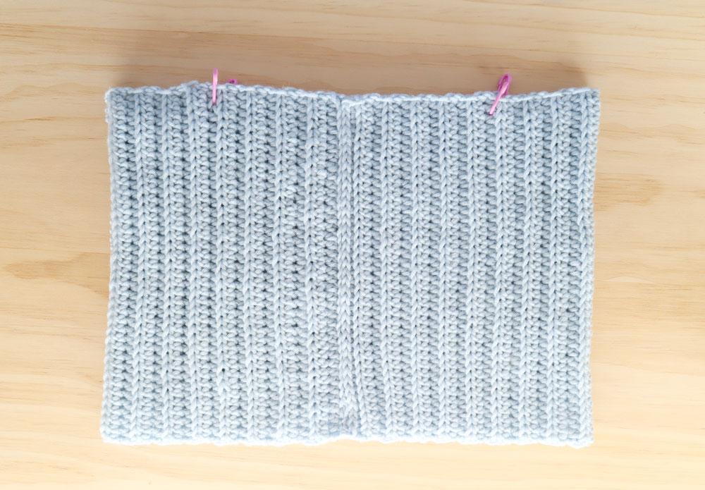 crop top bandeau work in progress free crochet pattern