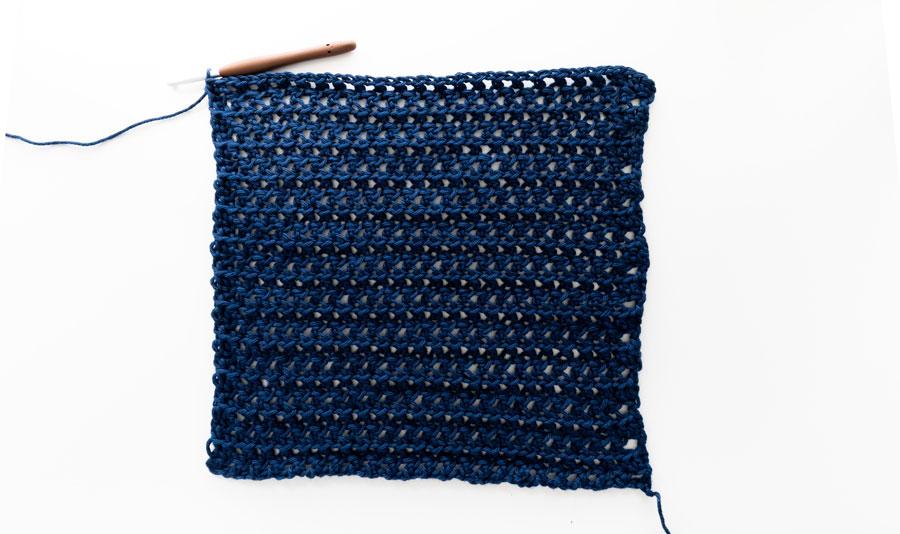 mesh crochet cover up sleeve length